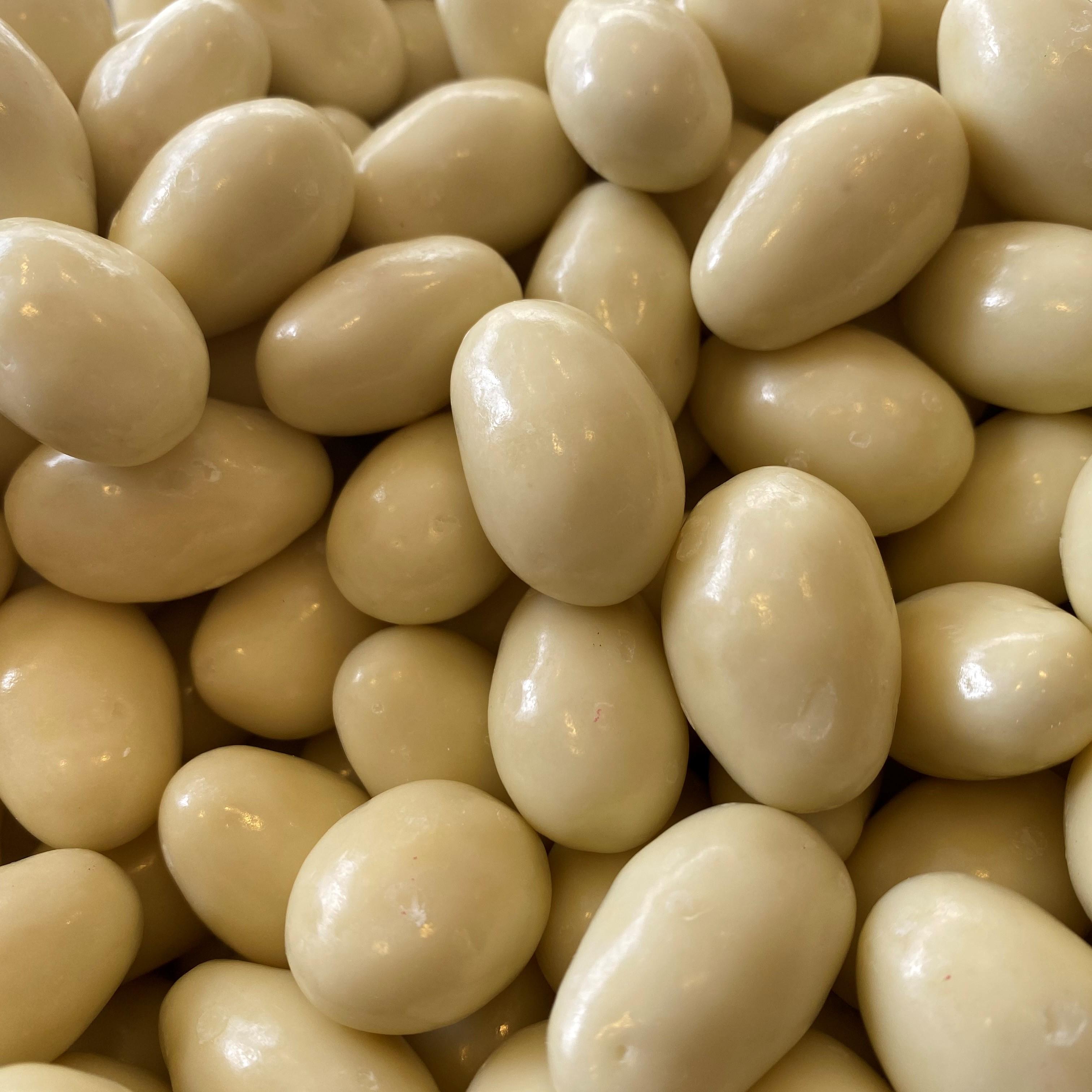 Amêndoas Gourmet - Chocolate Branco